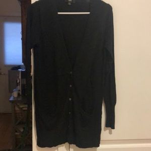 Mossimo Button Down Cardigan Size Small